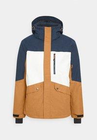PENOBSCOT - Ski jacket - cognac