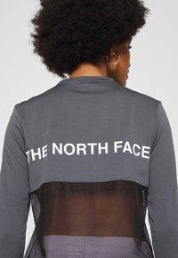The North Face - TEE - Långärmad tröja - vanadis grey - 5