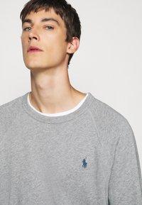 Polo Ralph Lauren - LONG SLEEVE - Sweatshirt - andover heather - 3
