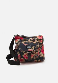 TOM TAILOR - RINA ROSE - Sac bandoulière - black - 0