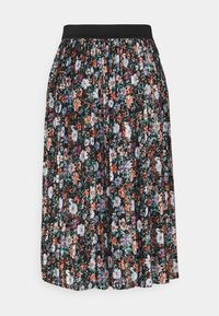 JDY - JDYBOA SKIRT - A-line skirt - black/green - 1