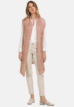 LONGWESTE - Cardigan - pink