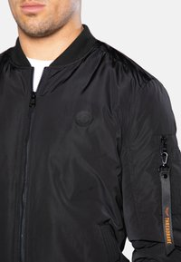 Threadbare - Giubbotto Bomber - schwarz - 3