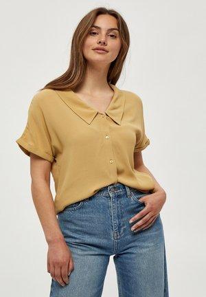 ELISSA - Button-down blouse - prairie sand