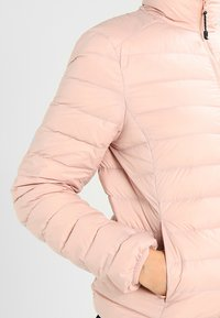 Urban Classics - LADIES BASIC JACKET - Dunjakke - lightrose - 3