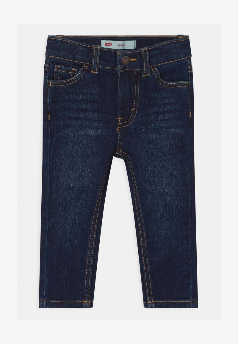 Levi's® - SKINNY - Jeans Skinny Fit - dark-blue denim