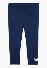 Nike Sportswear - DOT TUNIC SET BABY - Leggings - Trousers - blue void - 2