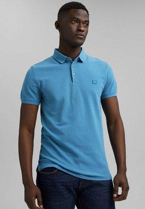 Polo shirt - petrol blue