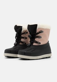 Friboo - Winter boots - beige/black - 1