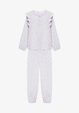 ANNI - Pyžamová sada - lila