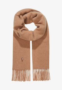 Polo Ralph Lauren - COLDWEATHER SIGN IT - Scarf - brown