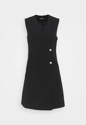 PCVALERIA  - Shirt dress - black