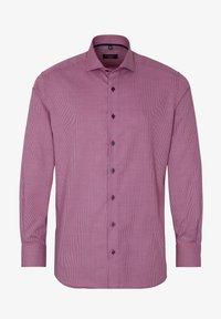 Eterna - LANGARM MODERN FIT - Shirt - rot - 3