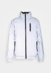 Calvin Klein Jeans - REFLECTIVE REVERSIBLE JACKET - Winter jacket - black - 2