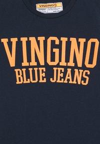 Vingino - HAI - Print T-shirt - dark blue - 2