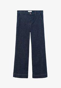 Violeta by Mango - LILA - Bootcut jeans - blue - 4