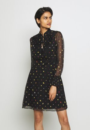 LEENA - Day dress - polka agate