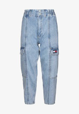 Relaxed fit jeans - tj leon lb com
