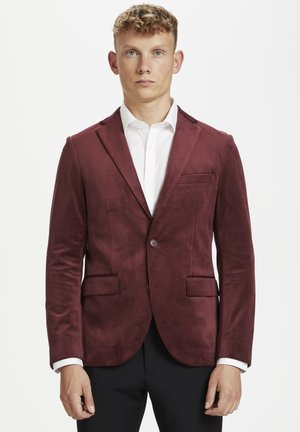 Blazer jacket - tawny port