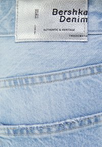 Bershka - Jeans a sigaretta - light blue - 5