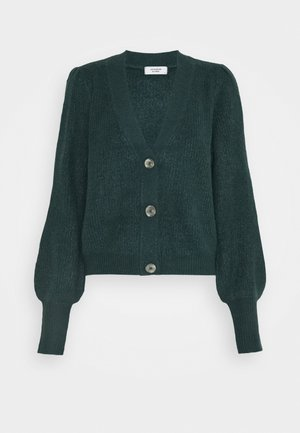 JDYDREA - Cardigan - atlantic deep melange