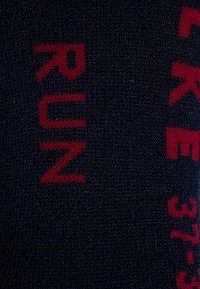 FALKE - RUN - Socks - marine - 1