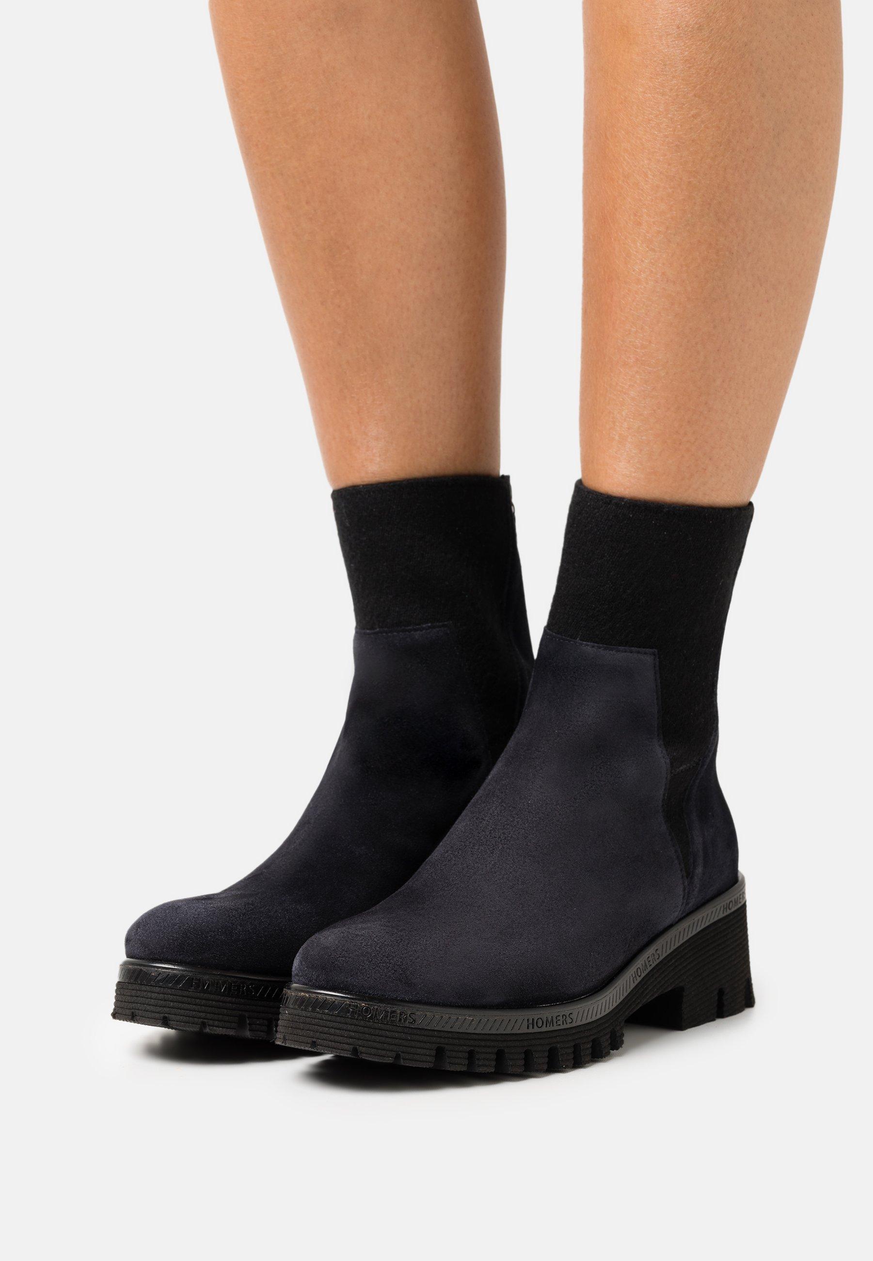 Women KELLY - Platform ankle boots