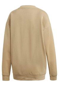 adidas Originals - TREFOIL ESSENTIALS SWEATSHIRT - Sweatshirt - beige - 9