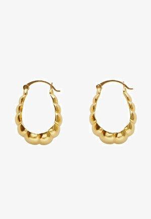 FLAVIA - Earrings - gold