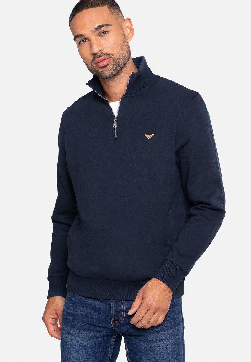 Threadbare - Sweatshirt - blau