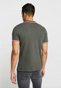 HARRINGTON - Polo shirt - kaki - 2