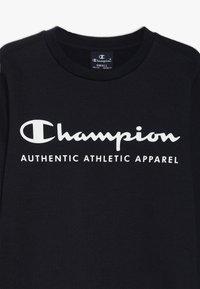 Champion - AMERICAN CLASSICS CREWNECK  - Sweatshirts - dark blue - 3