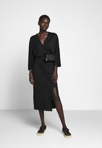 Filippa K - IRENE DRESS - Jersey dress - black - 1