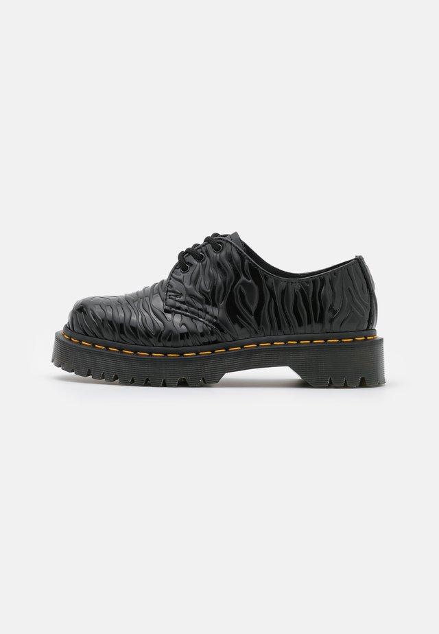 1461 BEX - Šněrovací boty - black