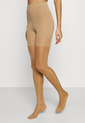 SUPER CONTROL - Tights - nude