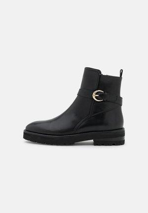 AVA  - Kotníkové boty - black