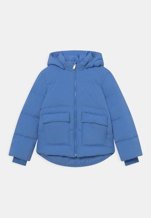 UNISEX - Down jacket - light blue