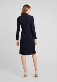 Ilse Jacobsen - DRESS - Korte jurk - dark indigo - 2