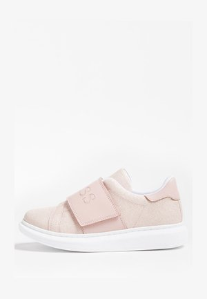 NEW EDGY - Sneakers laag - rose