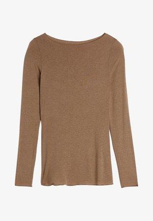 AUSSCHNITT - Undershirt - brown
