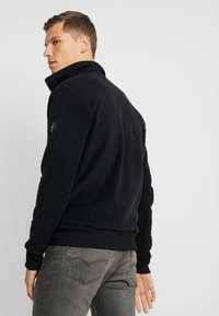 Ragwear - TRAYNE - Fleece jacket - black - 2