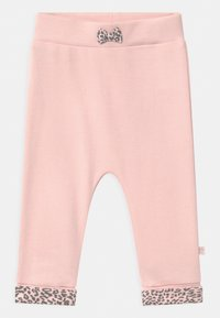 Staccato - SET - Leggings - Trousers - light pink/dark grey - 3