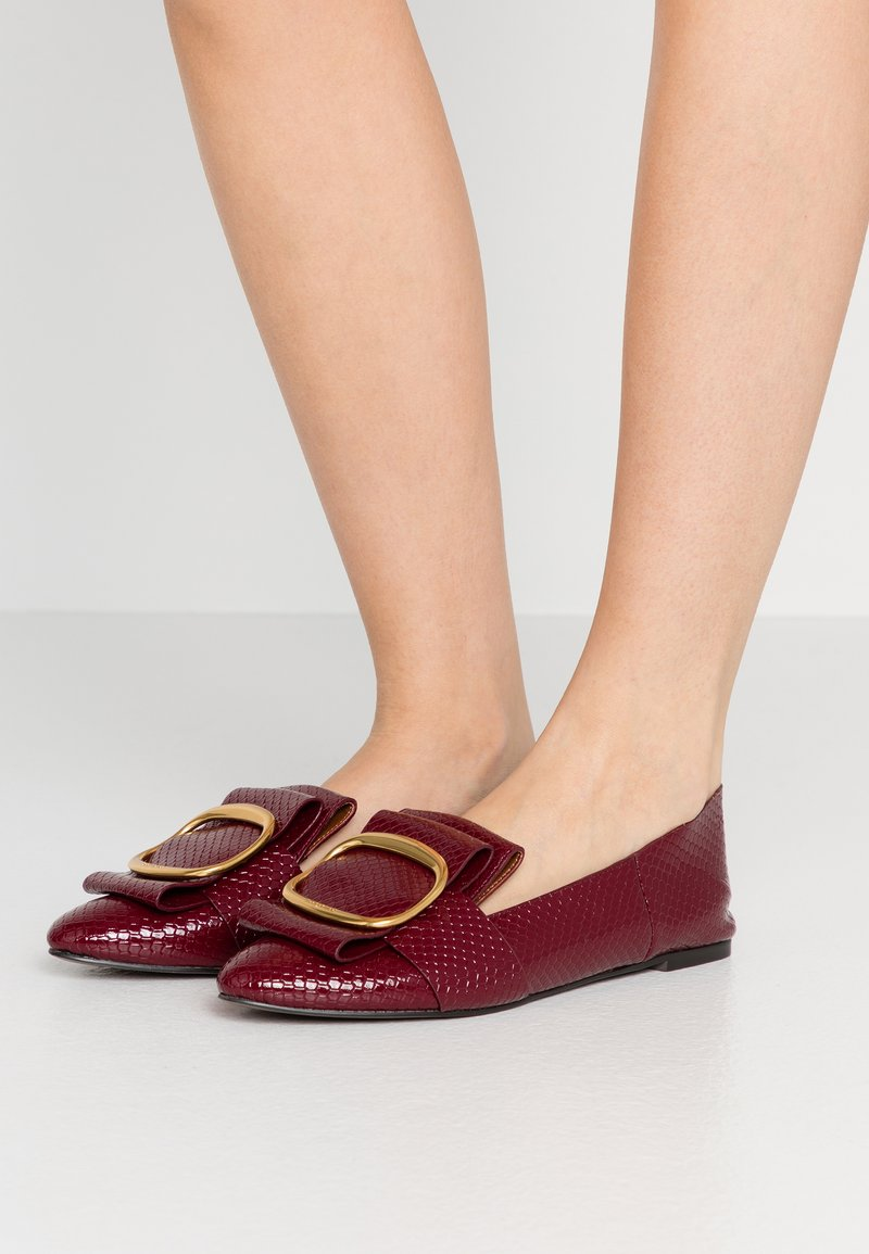 See by Chloé - Slip-ons - bordeaux