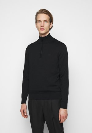 SAN QUINTUS  - Jumper - black