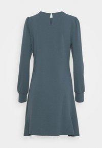 Vero Moda - VMJASMINE BUTTON DRESS - Jersey dress - ombre blue - 1