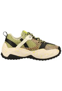 Scotch & Soda - Sneakersy niskie - yellow gold - 6