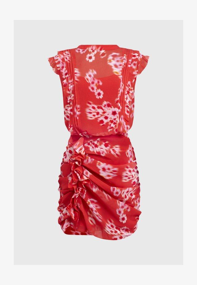HALI JASMINE - Cocktail dress / Party dress - red