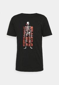 WASHINGTON TEE - Print T-shirt - black