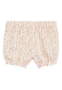 Next - 3 PACK - Shorts - pink - 2