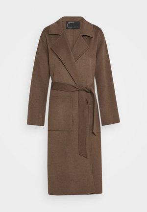 FIRENZE - Classic coat - dark khaki